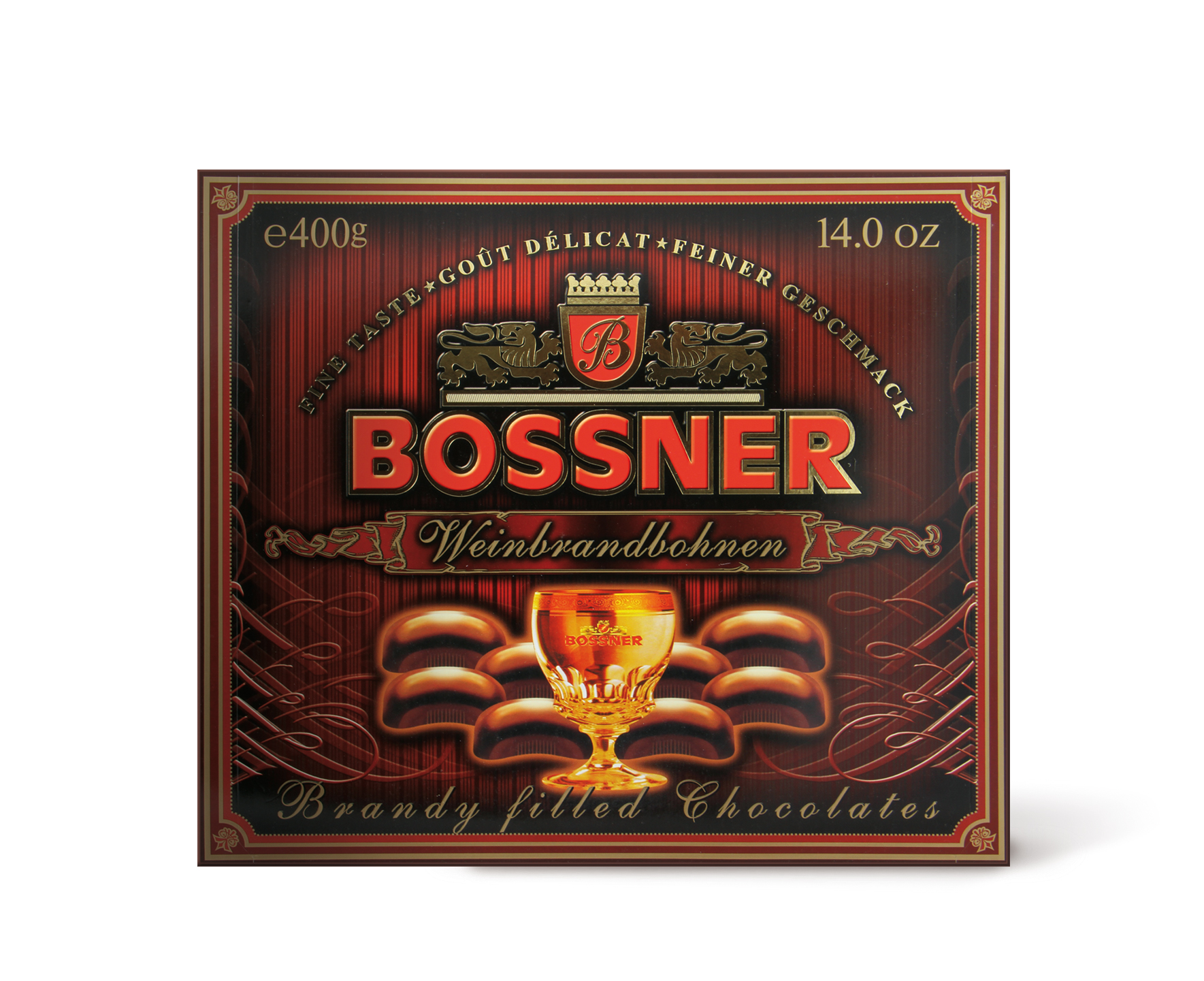 Mediathek: Brandy filled chocolates | BOSSNER © CIGARS | COGNAC ...